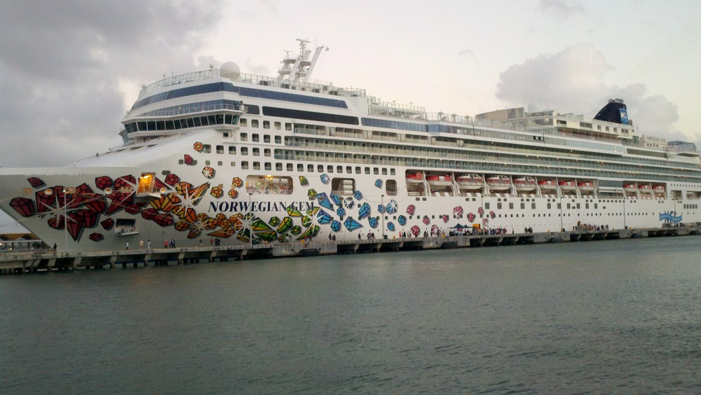 Did Carnival Make A Norwegian Cruise Ship Look Old  Golf
